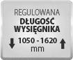 Uchwyt LC-U4R 20/20C - Uchwyty ścienne uniwersalne