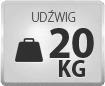 Uchwyt do TV LC-U8R1 42C PRO - Uchwyty ścienne uniwersalne