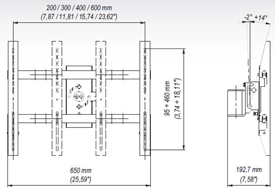 LC-RH1 - głowica obrotowa do wózków LC-TR1/2/3/5 - Akcesoria do wózków