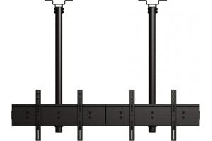LC-US2155-L - Sufitowy uchwyt na 2 telewizory