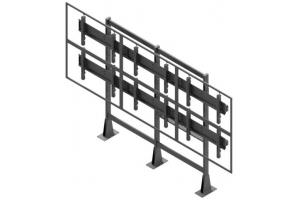 LCS3257-L - Uchwyt stacjonarny w układzie 3x2 / 50